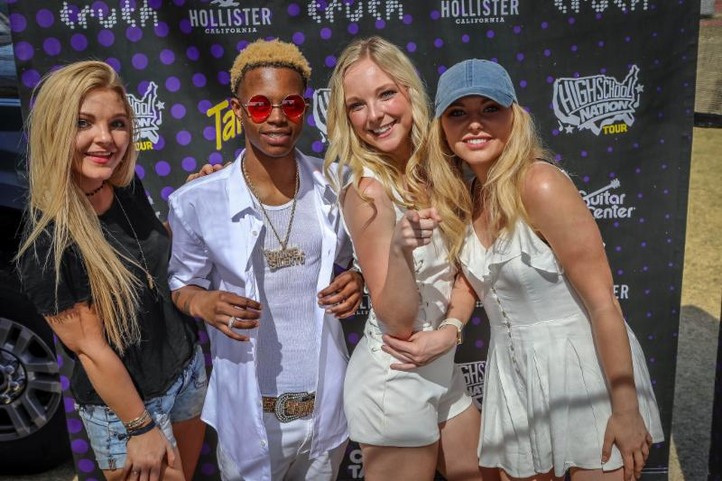 Southern Halo with Silento