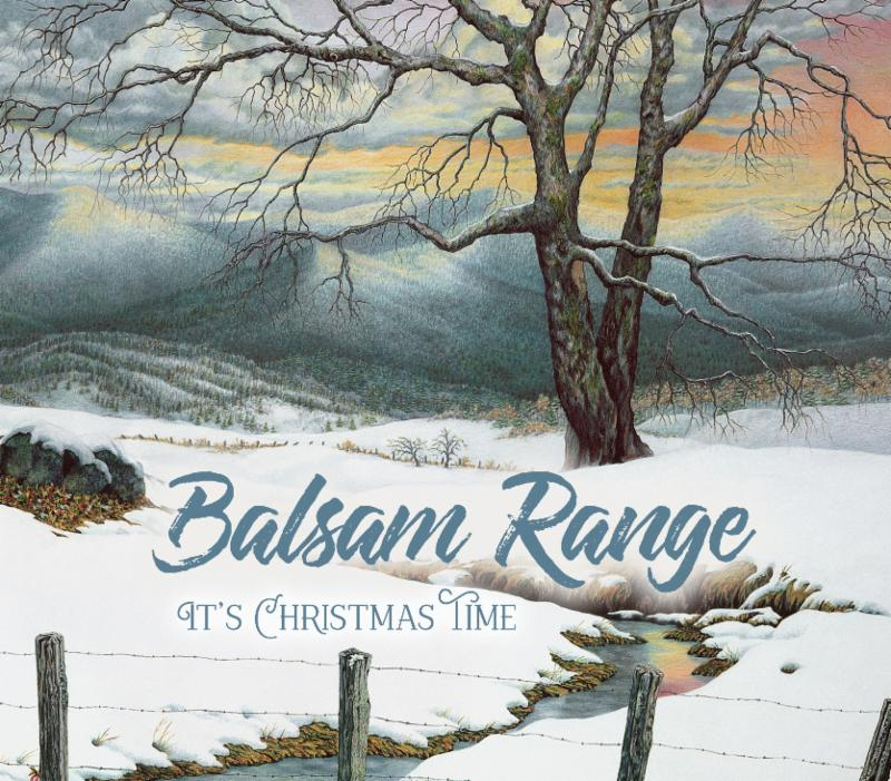 Balsam Range  It's Christmas Time EP cover