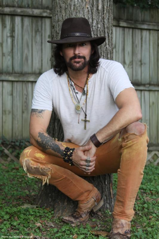 Rick Monroe  Hat Pic by photographer Hilary Romain Sept 2017