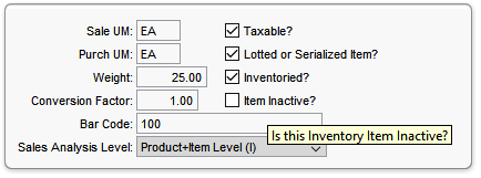 Active Inactive records