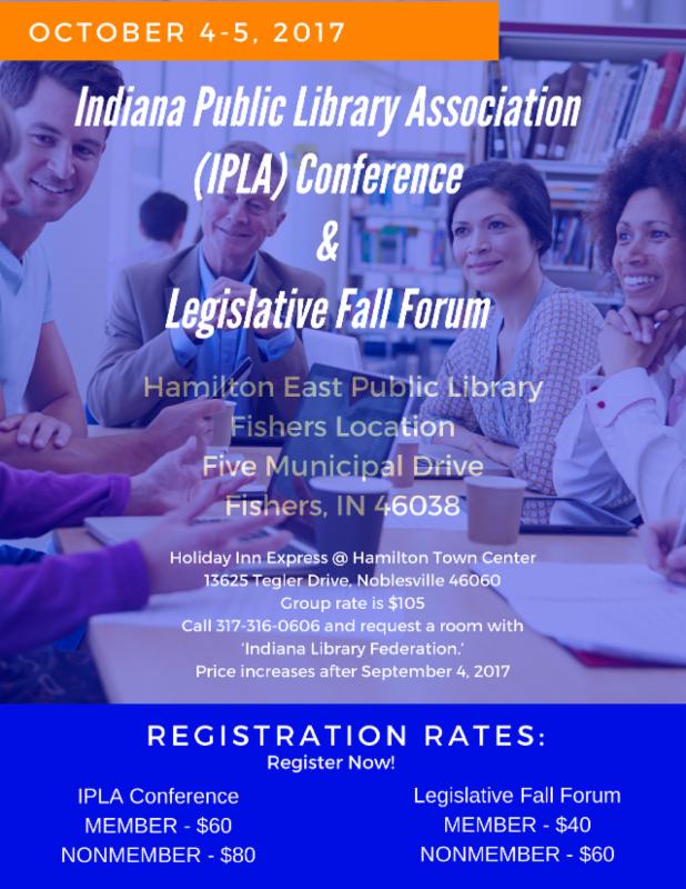 IPLA Fall Forum