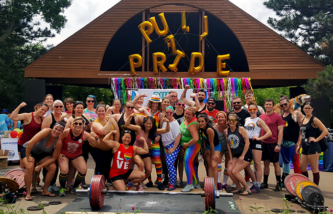 Pull for Pride