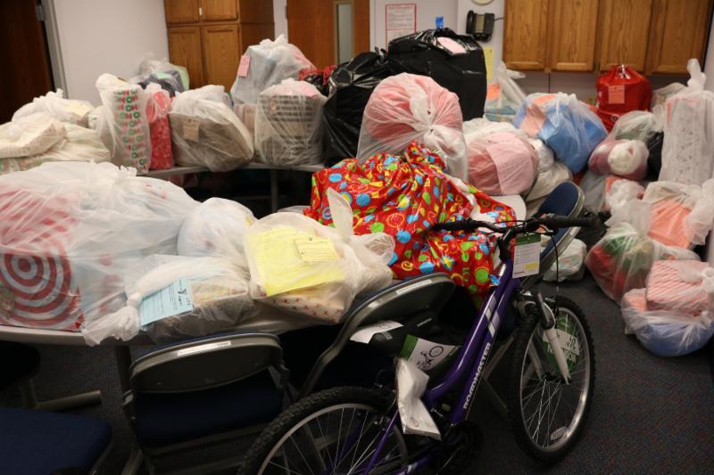 YMCA donations