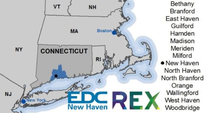 EDC REX Logo