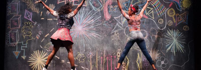 Black Girl_ Linguistic Play Photo_ Christopher Duggan