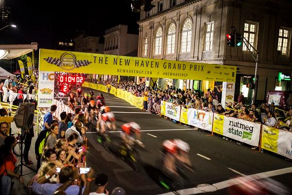 New Haven Grand Prix Cycling Event