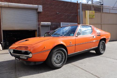 Alfa Romeo Montreal _ Gullwing Motor