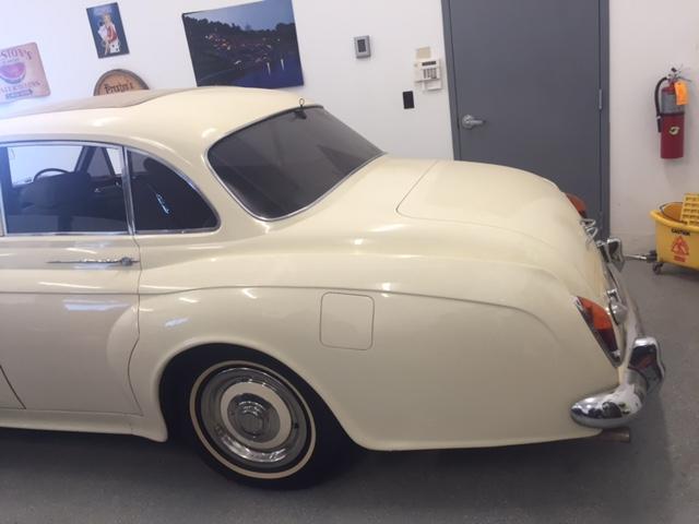 1963 Bentley S3 Continental _ Gullwing Motor
