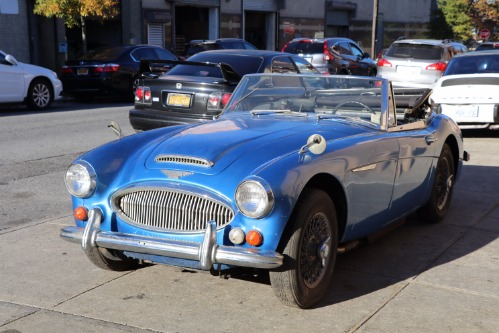 Austin Healey 3000 BJ8 _ Gullwing Motor