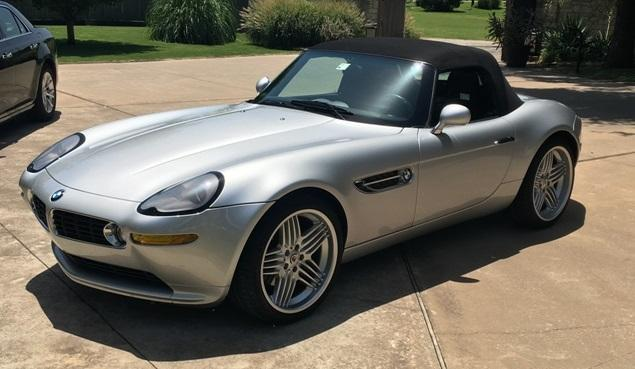 BMW Z Alpina Roadster One Owner K Mi At Gullwing Motor Cars - Bmw alpina roadster for sale
