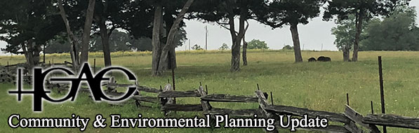2018 C&E Banner Fence along a pasture in Richmond