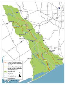 Basin 13 Map 2017