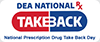 DEA National Drug Take Back Logo