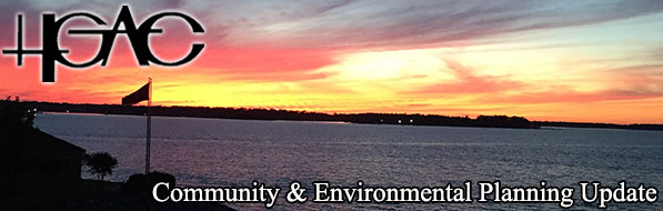 Sunset Community and Environmental Planning Update Banner