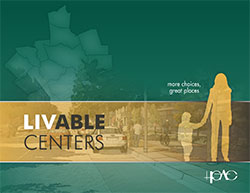 Livable Centers Brochure Cover