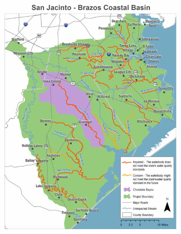 Basin 11 Map
