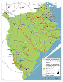 Basin 11 Map 2017