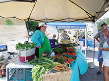 Farmers Market at Clear Lake Shores