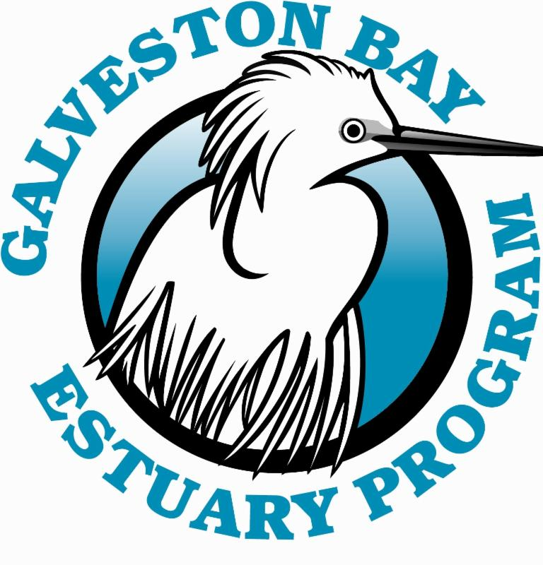 Galveston Bay estuary program logo