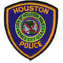Houston Police Department Logo