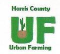 Harris County Urban Farming Logo