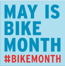 May is Bike Month _Bikemonth