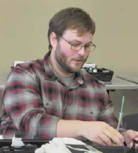 H-GAC Stream Team Coordinator Will Merrell