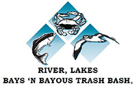Official Trash Bash Logo