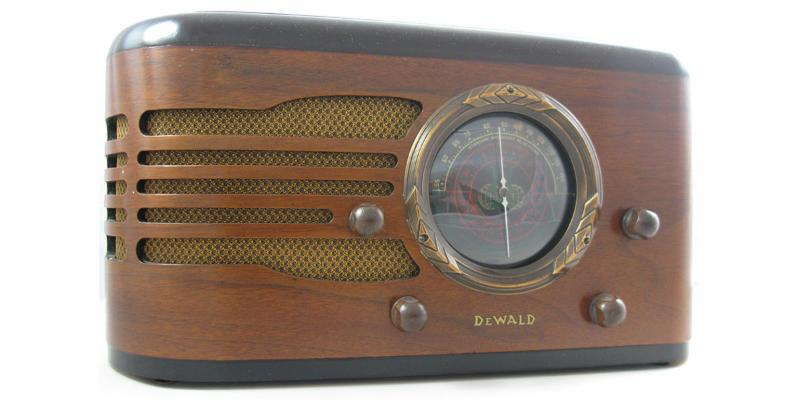 Fix Up that Old Radio_