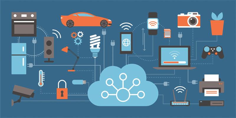 The Internet of Things and Machine-to-Machine Communications Emerge as Internet Drivers
