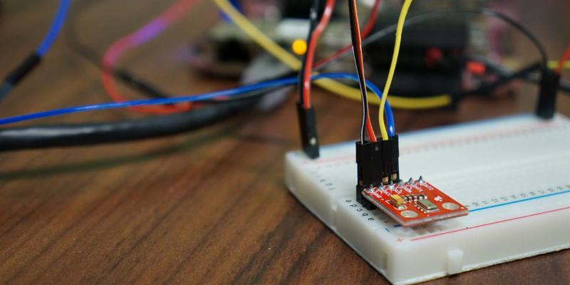 Working with I2C Sensor Devices