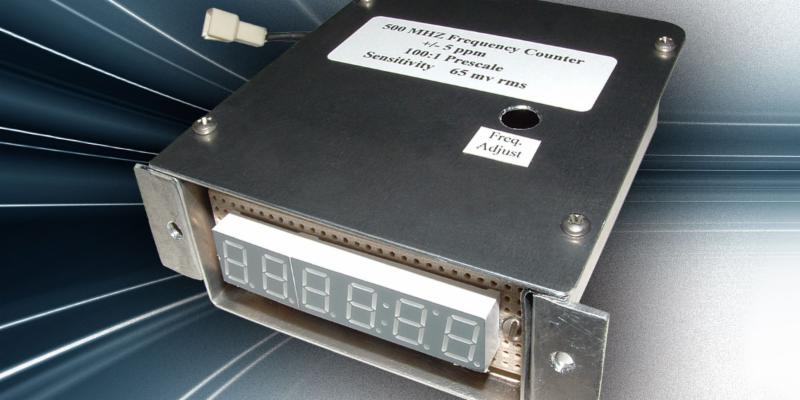 Frequency Counters and Retrofitting