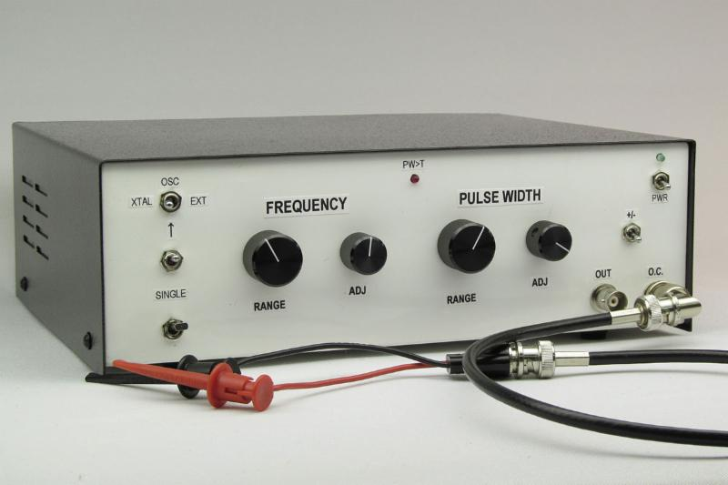 Build The Wide Range Pulse Generator