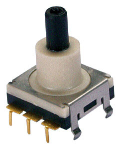 PushButton Rotary Encoder