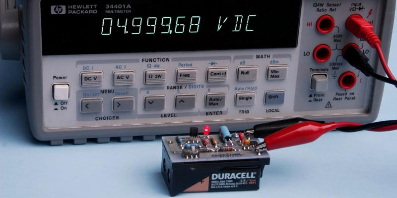 Build A .01_ Accurate Voltage Reference