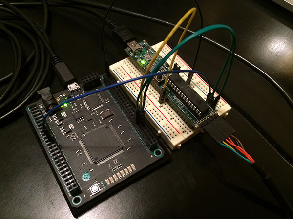 FPGAs for the Hobbyist_ OpenCores