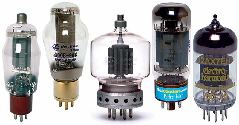 Vacuum Tube In Its 100th Year