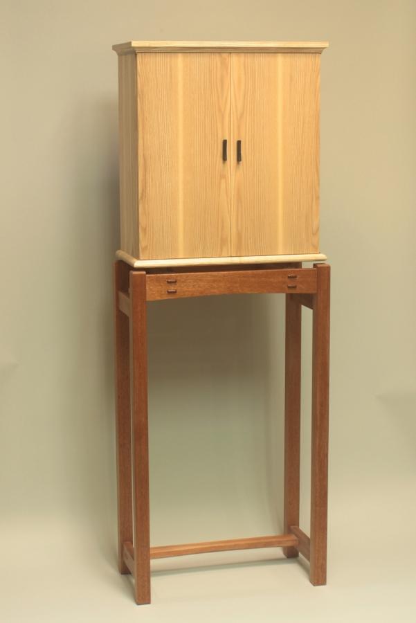 Retail 617 - David Fleming's Krenov Cabinet