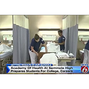 Academy of Health at Seminole high