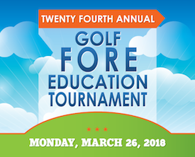 Golf Fore Education Tournament