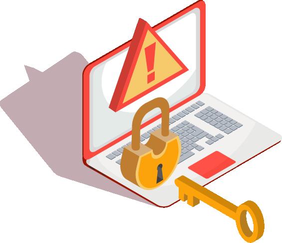 Cybersecurity - Vectorpocket, Freepik.com