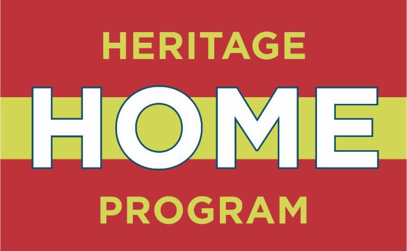 Heritage Home Program