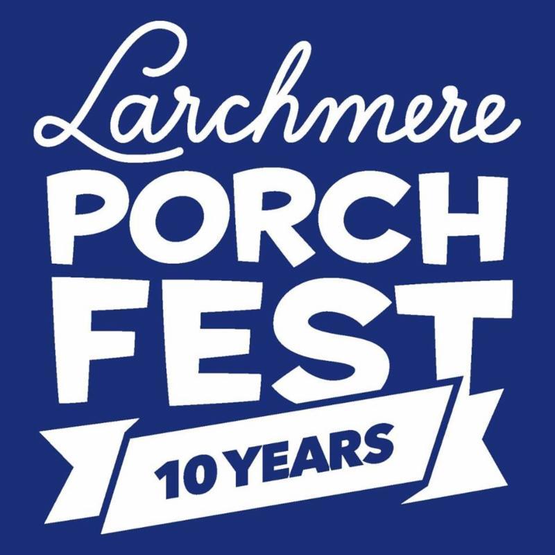 Larchmere Porchfest 2018