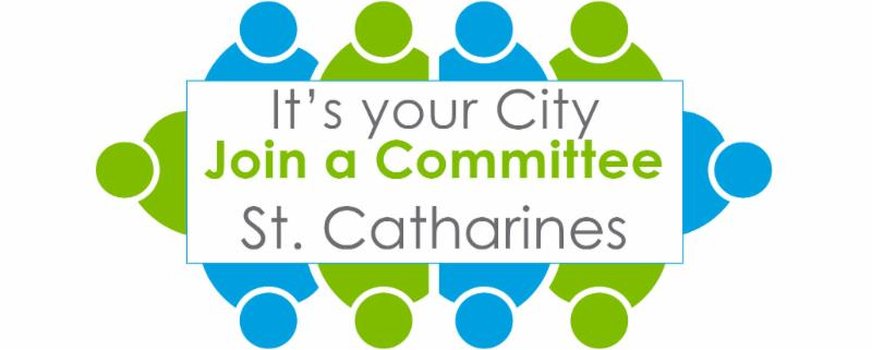 city of st catharines committee applications