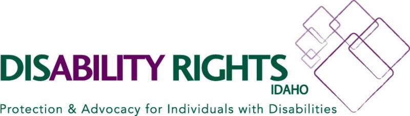 Disability Rights Idaho, protection and advocacy for Individuals with Disabilities
