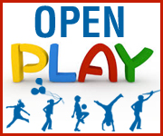Open Play _ Walk-Ins