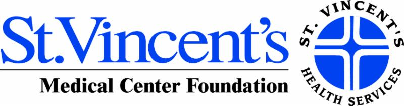 St. Vincent's Medical Center Foundation logo