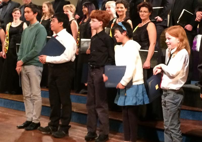 Young Composers_ Competition Winners