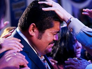 Assemblies of God Pastor Noe Carias was released from the Adelanto Detention Center after being detained for nearly two months by the U.S. Immigration and Customs Enforcement office.