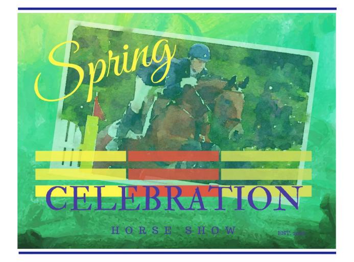 Horse Show Ventures, hunter jumper shows, ghja shows, Wills Park Equestrian, April 28 & 29